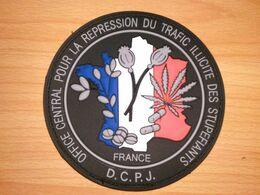 Ancien Authentique écusson PVC  STUPS - Police & Gendarmerie