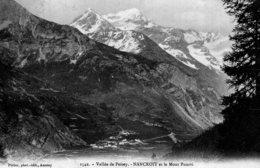 B70282 Cpa Vallée De Peisey - Nancroit Et Le Mont Pourri - Non Classificati