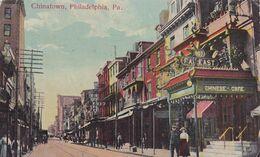 USA162   --  PHILADELPHIA  --  CHINATOWN  --   1912 - Philadelphia