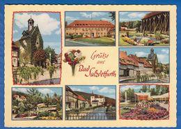 Deutschland; Bad Salzdetfurth; Multibildkarte - Bad Salzdetfurth