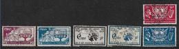 IRELAND 1937 - 1939 COMMEMORATIVE SETS FINE USED Cat £15.45 - 1937-1949 Éire