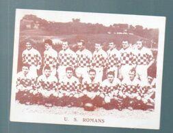 (sport Rugby) Image  U.S.ROMANS  Offert Par Les Biscottes LESPEAU  (PPP23457) - Vieux Papiers
