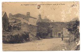 Frossay , Arrivée Au Migron , Route De La Roche - Frossay