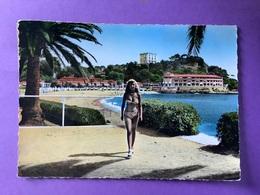 Monaco   CPSM   Principauté De MONACO  Joli Plan Avec  Pin-up   1962    Bon état - Monaco