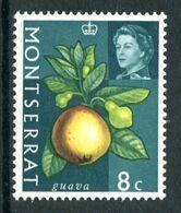 Montserrat 1965 Fruit & Vegetable - 8c Guva MNH (SG 166) - Montserrat