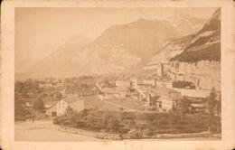Suisse, Saint Maurice, Vue D Ensemble         (bon Etat) - Old (before 1900)