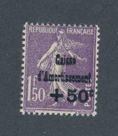 FRANCE - N°YT 268 NEUF** SANS CHARNIERE - 1930 - Caisse D'Amortissement