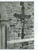 Villers La Ville Le Vieux Christ Et L'Eglise Paroissiale ( Lot De 2 Cartes ) - Villers-la-Ville