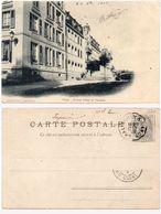 VITTEL - Grand Hotel Et Terrasse  - Cachet Chalindrey à Nançy  (119629) - Vittel Contrexeville
