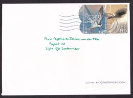 Netherlands: Cover, 2020, 2 Stamps, Stern Bird, Sea Birds, Animal (traces Of Use) - Periodo 2013-... (Willem-Alexander)