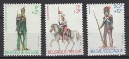 Belgique: 1983 :  COB N° 2108/10 **, MNH. - Ungebraucht