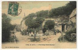 78 - LIMAY - L'Hermitage Saint-Sauveur - Collection De L'Hôtel Du Vieux Moulin - 1907 - Limay