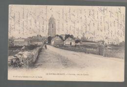 CPA - 44 - Bourg-de-Batz - Arrivée Côté Du Croisic - Batz-sur-Mer (Bourg De B.)