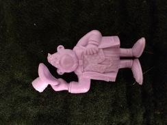 Figurine Lucky Luke Monochrome Morris 1970 - Figurines