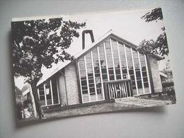 Nederland Holland Pays Bas Schiermonnikoog Met Gereformeerde Kerk 1963 - Schiermonnikoog
