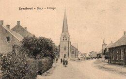 Eynthout  Village Eglise Animation N'a Pas Circulé - Laakdal