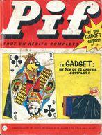 Pif Gadget N°33 - Robin Des Bois - Teddy Ted - Pif Gadget
