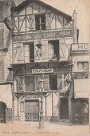 Paris Le Chat  Noir - Arrondissement: 18