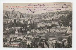 - CPA SALLES-LA-SOURCE (12) - Vue Générale 1904 - Edition Carrère N° 35 - - Other Municipalities