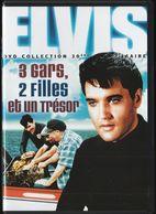 ELVIS - 3 Gars, 2 Filles Et Un Trésor - ( Easy Come, Easy Go ) . - Komedie