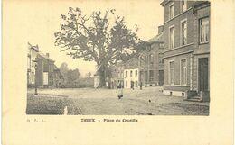 THEUX - Place Du Crucifix. - Theux