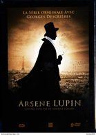 Arsène Lupin -  Georges Descrières - L'Intégrale De La Série Originale - Coffret De 9 DVD - 26 épisodes . - TV Shows & Series