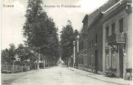 THEUX - Avenue De Franchimont. - Theux