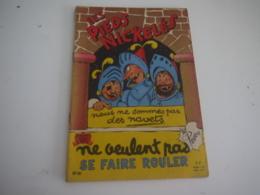 LES PIEDS NICKELES ... 38 ... NE VEULENT PAS SE FAIRE ROULER ... EDITION 1963 - Pieds Nickelés, Les