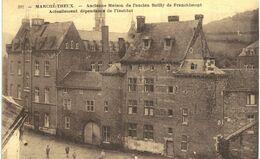 MARCHé -THEUX  Ancienne Maison De L' Ancien Bailly De Franchimont Actuellement Dépendance De L'institut. - Theux