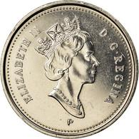Monnaie, Canada, Elizabeth II, 5 Cents, 2001, Royal Canadian Mint, Ottawa, SUP - Canada