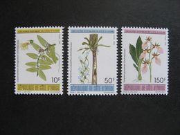 Cote D'Ivoire:  TB Série N° 907 Au N° 909, Neufs XX. - Ivoorkust (1960-...)