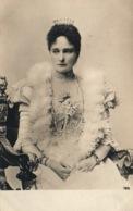 Portrait De Alix De Hesse-Darmstadt, Emperatrice De Russie - Carte Dos Simple N° 765 Non Circulée - Familles Royales