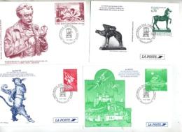 Lot 12 Souvenir Reservataire - Documentos Del Correo