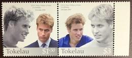 Tokelau 2003 Prince William Birthday MNH - Tokelau