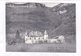 CPSM.  14 X 10  -   Chateau  Du  Fayet  -  Propriété  Gustave Rivet - France
