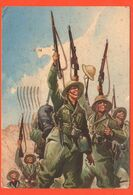 AOI MVSN Camicie Nere Milizia Regio Esercito 1936 Boeri - Regimientos