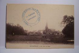 GUYANCOURT   - Un Coin Du Pays  - ( Cachet  MILITARIA ) - Guyancourt