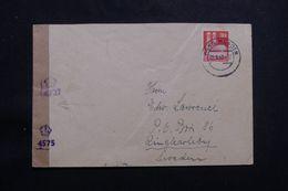 ALLEMAGNE - Enveloppe De Hannoversch Münden Pour La Suède En 1948 Avec Contrôle Postal - L 65041 - American,British And Russian Zone