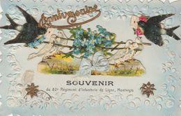 45--ANNIVERSAIRE-SOUVENIR-DU 82 EME RI DE LIGNE-MONTARGIS - Montargis