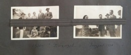 GREECE , ZAKYNTHOS , 8 Familian Photos From Mpohali. Vares , Town Of Zakynthos 1927-1930. - Anonymous Persons