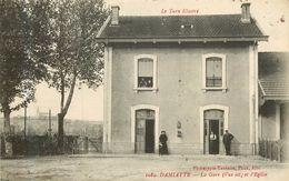 DAMIATTE La Gare - Andere Gemeenten