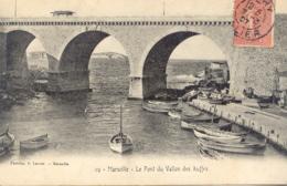 CPA - MARSEILLE - LE PONT DU VALLON DES AUFFES - Marseilles