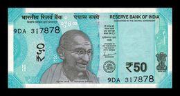 India 50 Rupees Gandhi 2019 Pick 111g SC UNC - India