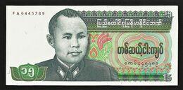 """15 Kyats  """"MYANMAR, Burma, Birmanie""""   UNC   Ro 44 - Myanmar"""