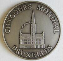 Médaille Concours Mondial De Bruxelles 2004 - Compétition Internationale Du Vin - Bélgica