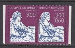 FRANCIA 1997 - DIA DEL SELLO MOUCHON - YVERT Nº 3051-3052** FACIAL - Ongebruikt