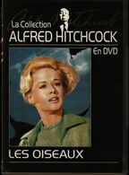 Alfred Hitchcock - Les Oiseaux - Rod Taylor - Jessica Tandy  . - Komedie