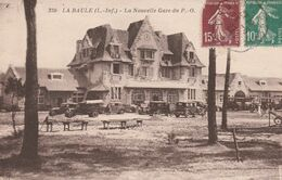 LA BAULE  - La Nouvelle Gare Du P. O. - La Baule-Escoublac