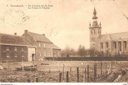 850)  Cortenbosch - De Winning En De Kerk - Sint-Truiden