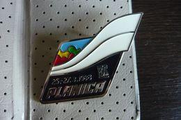 Ski Jumping Yugoslavia Slovenia SKI JUMPING.FIS PLANICA 1988 - Sport Invernali
